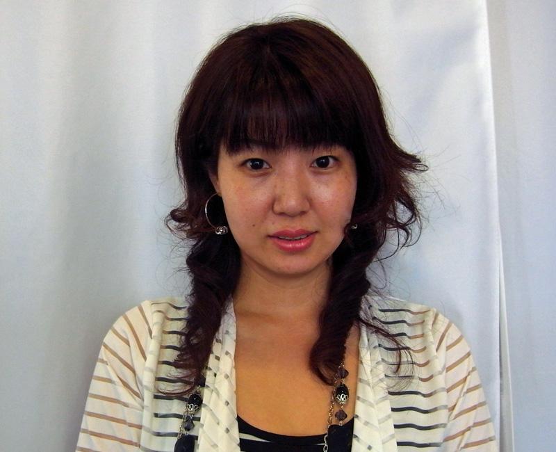 島袋 久美子